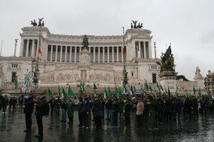 A Roma per i marò
