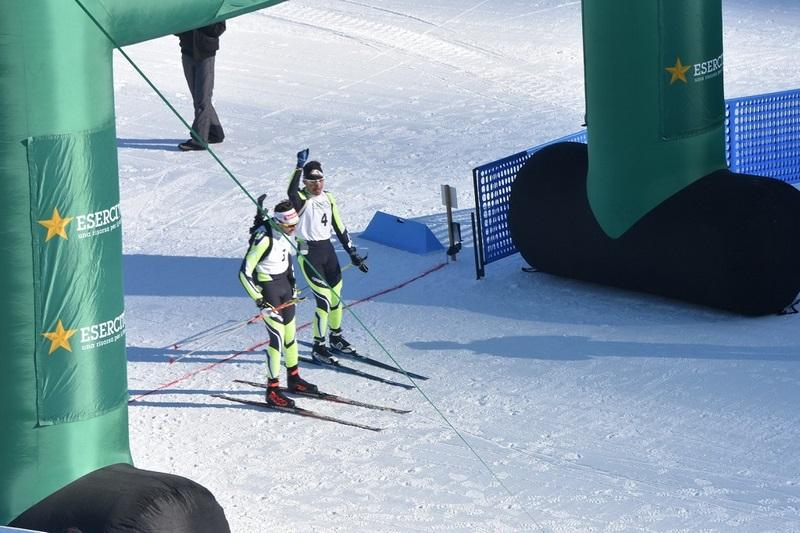 CaSTA 2019. Campionato italiano Biathlon militare.
