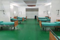 Ospedale da campo a Bergamo