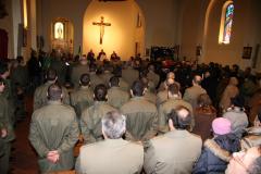 Santa Messa in suffragio del Caduto della Brigata Alpina JULIA (Bolzano, 3 gennaio 2011)