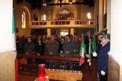 Santa Messa in suffragio del Caduto della Brigata Alpina JULIA C.M.S. Luca SANNA (Bolzano, 21 gennaio 2011)