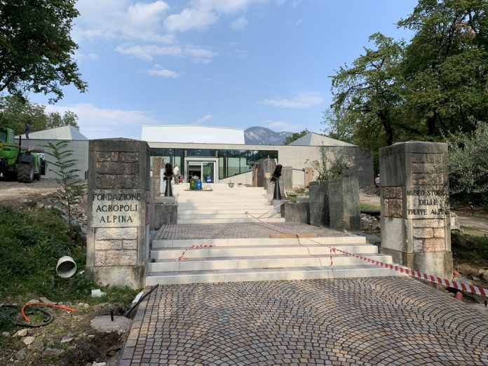 Inaugurazione nuova struttura del Museo